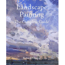 Landscape Painting by Richard Pikesley, 9781785006715