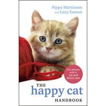 The Happy Cat Handbook by Pippa Mattinson, 9781785039324