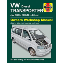 VW Transporter Diesel (July 03 - '15) 03 to 65 by Haynes, 9781785214202