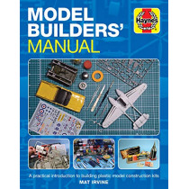 Model Builders' Manual: A practical introduction to building plastic model construction kits by Mat Irvine, 9781785215551