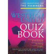 The West Ham United Quiz Book by Chris Cowlin, 9781785384523