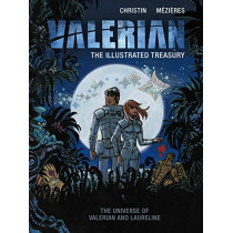 Valerian: The Illustrated Treasury by Pierre Christin, 9781785656965
