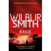 Rage: The Courtney Series 6 by Wilbur Smith, 9781785766879