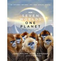 Seven Worlds One Planet by Jonny Keeling, 9781785944123
