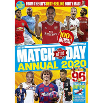 Match of the Day Annual 2020: (Annuals 2020) by Various, 9781785944550