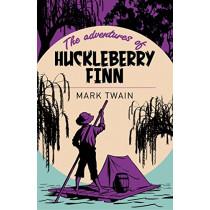 The Adventures of Huckleberry Finn by Twain Mark, 9781785996245