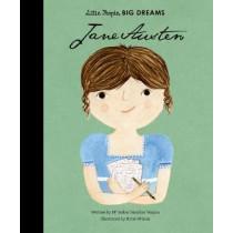 Jane Austen by Maria Isabel Sanchez Vegara, 9781786031198