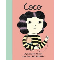Coco Chanel: My First Coco Chanel by Maria Isabel Sanchez Vegara, 9781786032461