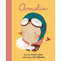 Amelia Earhart: My First Amelia Earhart by Maria Isabel Sanchez Vegara, 9781786032515