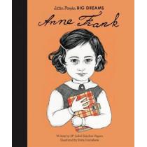 Anne Frank by Maria Isabel Sanchez Vegara, 9781786032928