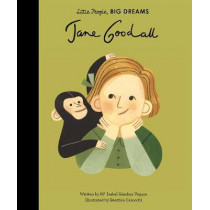 Jane Goodall by Maria Isabel Sanchez Vegara, 9781786032942