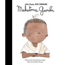 Mahatma Gandhi by Maria Isabel Sanchez Vegara, 9781786033345
