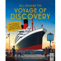 All Aboard the Voyage of Discovery by Emily Hawkins, 9781786033406