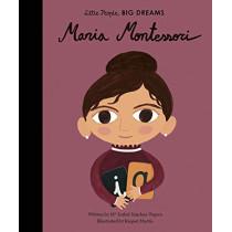 Maria Montessori by Maria Isabel Sanchez Vegara, 9781786037534