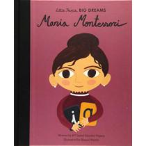 Maria Montessori by Maria Isabel Sanchez Vegara, 9781786037558