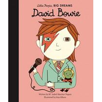 David Bowie by Maria Isabel Sanchez Vegara, 9781786038036
