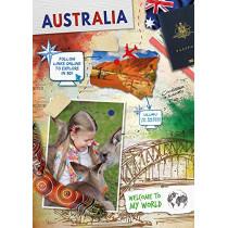 Australia by John Wood, 9781786377852