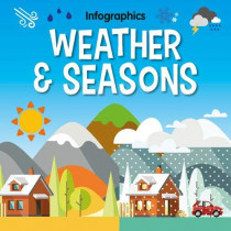Weather and Seasons by William Anthony, 9781786378514