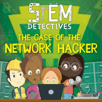 The Case of the Network Hacker by William Anthony, 9781786379856