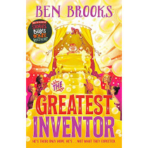 The Greatest Inventor by Ben Brooks, 9781786541147
