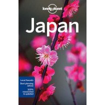 Lonely Planet Japan by Lonely Planet, 9781786570352