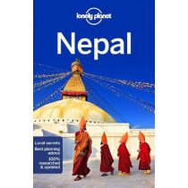 Lonely Planet Nepal by Lonely Planet, 9781786570574
