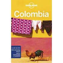 Lonely Planet Colombia by Lonely Planet, 9781786570611