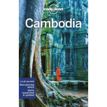 Lonely Planet Cambodia by Lonely Planet, 9781786570659