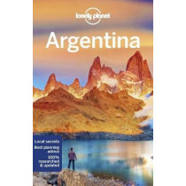 Lonely Planet Argentina by Lonely Planet, 9781786570666