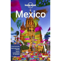 Lonely Planet Mexico by Lonely Planet, 9781786570802