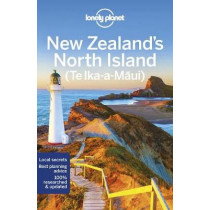 Lonely Planet New Zealand's North Island by Lonely Planet, 9781786570833