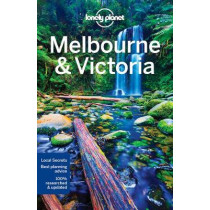 Lonely Planet Melbourne & Victoria by Lonely Planet, 9781786571533