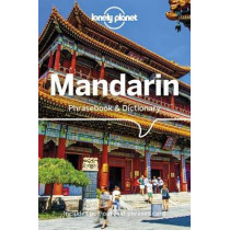 Lonely Planet Mandarin Phrasebook & Dictionary by Lonely Planet, 9781786571694