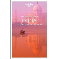 Lonely Planet Best of India by Lonely Planet, 9781786572400