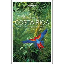Lonely Planet Best of Costa Rica by Lonely Planet, 9781786572677