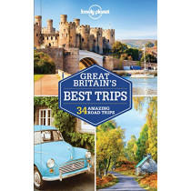 Lonely Planet Great Britain's Best Trips by Lonely Planet, 9781786573278