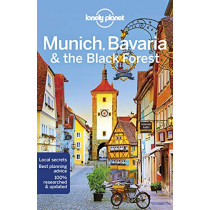 Lonely Planet Munich, Bavaria & the Black Forest by Lonely Planet, 9781786573773