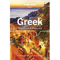 Lonely Planet Greek Phrasebook & Dictionary by Lonely Planet, 9781786573780