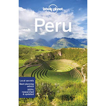 Lonely Planet Peru by Lonely Planet, 9781786573827