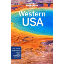 Lonely Planet Western USA by Lonely Planet, 9781786574619