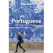 Lonely Planet Portuguese Phrasebook & Dictionary by Lonely Planet, 9781786574626
