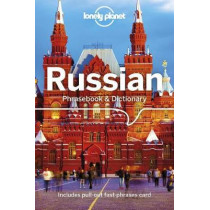 Lonely Planet Russian Phrasebook & Dictionary, 9781786574633