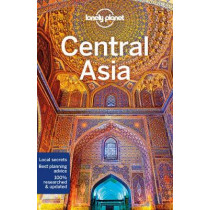 Lonely Planet Central Asia by Lonely Planet, 9781786574640