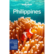 Lonely Planet Philippines by Lonely Planet, 9781786574701