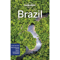 Lonely Planet Brazil by Lonely Planet, 9781786574756