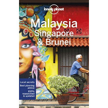 Lonely Planet Malaysia, Singapore & Brunei by Lonely Planet, 9781786574800