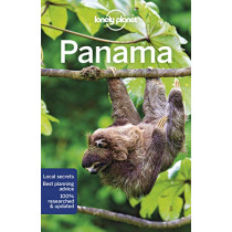 Lonely Planet Panama by Lonely Planet, 9781786574916