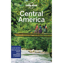 Lonely Planet Central America by Lonely Planet, 9781786574930