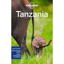 Lonely Planet Tanzania by Lonely Planet, 9781786575623