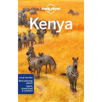 Lonely Planet Kenya by Lonely Planet, 9781786575630